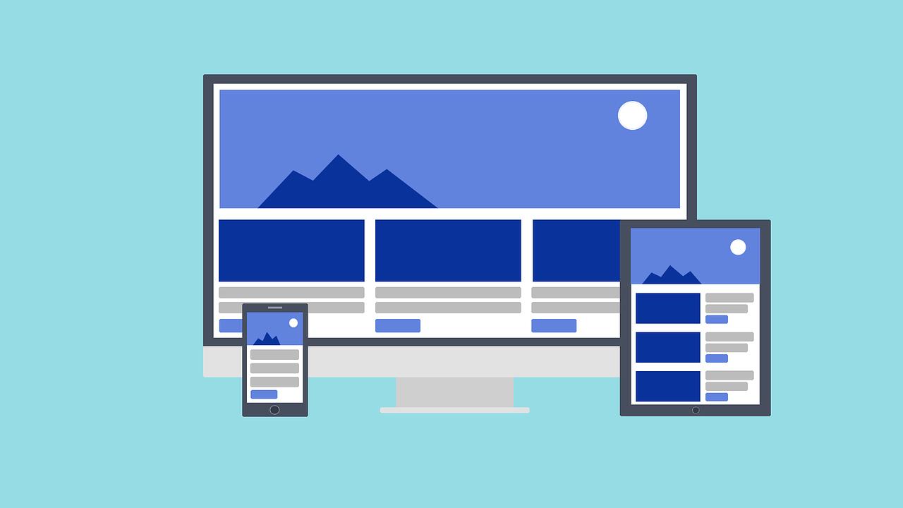 あなたのサイトはレスポンシブ対応していますか?